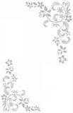 Безшовный цветочный узор, картина цветка Стоковое фото RF