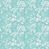 Безшовный цветочный узор Стоковые Фото