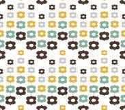 Безшовный цветочный узор. бесплатная иллюстрация