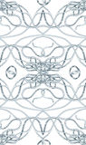Безшовный weave картины. Стоковые Изображения