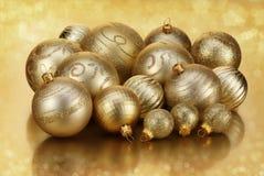 Безделушки золота стоковое фото rf