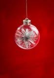 Безделушки рождества Стоковые Изображения RF