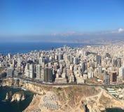 Бейрут, Ливан Стоковое фото RF