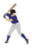 бейсболист Стоковые Изображения