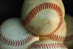 бейсболы Стоковая Фотография RF
