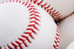 бейсболы brandnew Стоковые Изображения