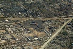 бейсбольный стадион Стоковая Фотография RF