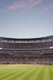 бейсбольный стадион Стоковые Фотографии RF