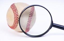 бейсбол шарика Стоковая Фотография RF