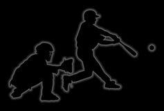 бейсбол 3 Стоковая Фотография RF
