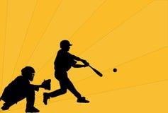 бейсбол 4 Стоковое Изображение RF