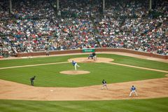 бейсбол chicago Стоковые Изображения