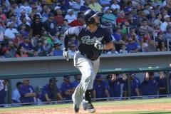 Бейсбол Сан-Диего Падрес Стоковая Фотография