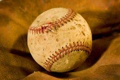 бейсбол старый Стоковая Фотография RF