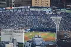 Бейсбольный стадион Иокогама Стоковые Фотографии RF