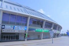 Бейсбольный стадион Нагоя Япония купола Нагои Стоковое Изображение RF