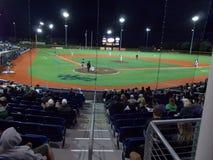 Бейсбольный стадион Hillsbro Стоковое Изображение