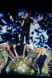 Беларусь 2008 Евровидение Стоковая Фотография