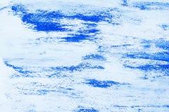 Белая голубая покрашенная предпосылка стоковое изображение