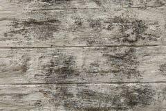 Белая деревянная текстура планки Стоковые Изображения RF