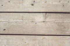 Белая деревянная текстура с естественной предпосылкой картин Стоковые Фото