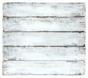 Белая деревянная текстура с затрапезным влиянием Стоковое Фото