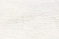 Белая древесина текстурированная для предпосылки Стоковое Изображение