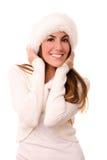 белая женщина стоковые фотографии rf