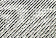 Белая керамическая крыша Стоковые Фото