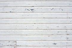 Белая предпосылка, слезая краску Стоковая Фотография