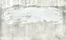 Белая предпосылка стены в городе Стоковое Изображение