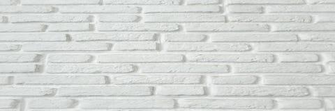 Белая предпосылка текстуры кирпичной стены grunge, кирпичная стена покрашенная с белой краской стоковое изображение rf