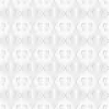 Белая предпосылка Стоковые Изображения RF
