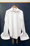 Белая рубашка Стоковая Фотография RF