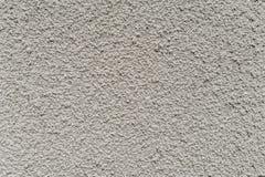 Белая, серая стена предпосылки текстуры Гипсовый цемент Твердый str Стоковая Фотография RF