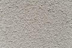 Белая, серая стена предпосылки текстуры Гипсовый цемент Твердый str Стоковое Изображение