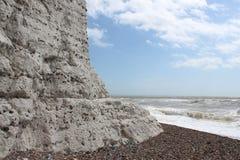 Белая скала мелка Стоковая Фотография RF