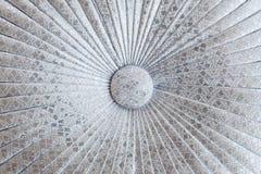Белая текстура подушки Стоковое Фото