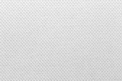Белая текстурированная бумага на макросе Стоковое Изображение