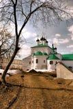 Белая церковь Стоковое Изображение RF