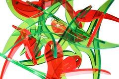 белизна абстрактной конструкции предпосылки установленная Стоковые Фото