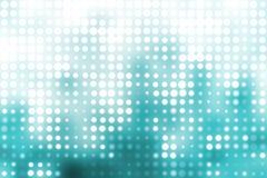 белизна абстрактных шаров предпосылки голубых ультрамодная Стоковая Фотография