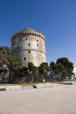 белизна башни Стоковое Фото