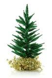 белизна вала рождества декоративная изолированная Стоковое Изображение RF