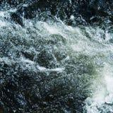 белизна воды rapids предпосылки Стоковая Фотография RF