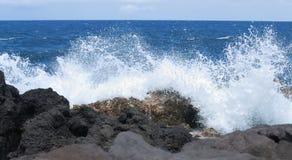 белизна волны Стоковое Изображение RF