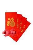 белизна габарита Китаев красная Стоковая Фотография