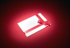 белизна габарита рождества Стоковая Фотография RF