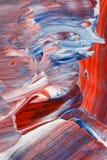 белизна голубого красного цвета предпосылки Стоковое фото RF