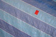 белизна голубого красного цвета Стоковая Фотография RF